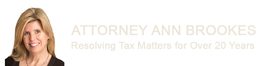 Tax Attorney at Law